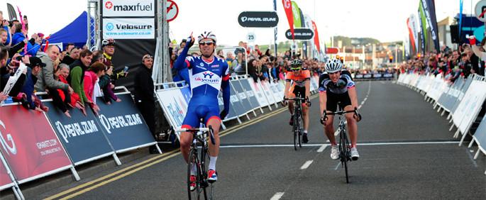 Yanto Barker - Winning in Kirkcaldy