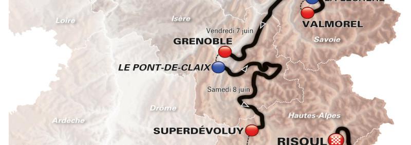 Critérium du Dauphiné Route 2013