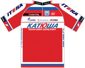 Katusha 2013