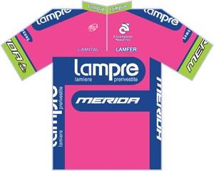 Lampre-Merida 2013