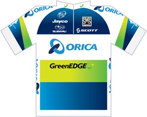 Orica-Greenedge 2013