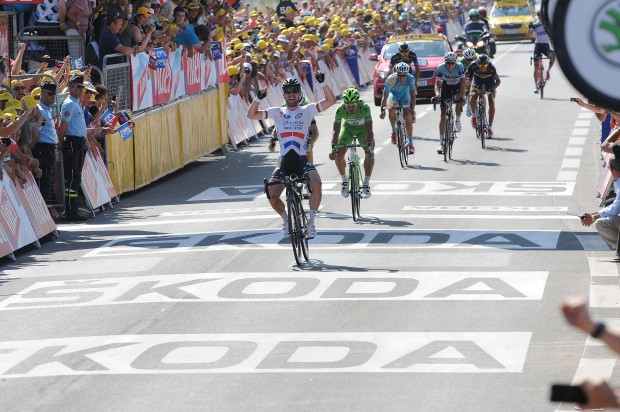 TdF - Stage Win 25 for Mark Cavendish