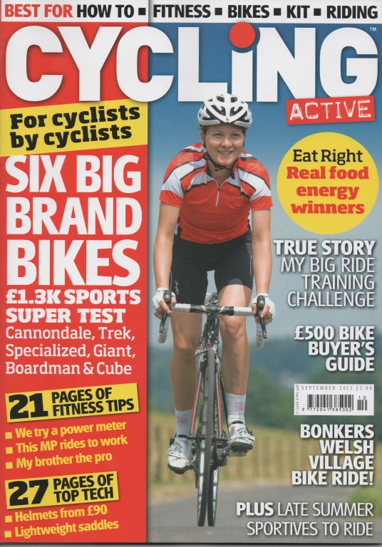 Cycling Active September 2013
