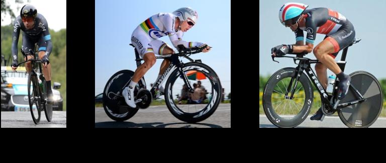 UCI World Championships Mens TT Contenders