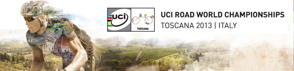World Championships Road Racing 2013 Toscana