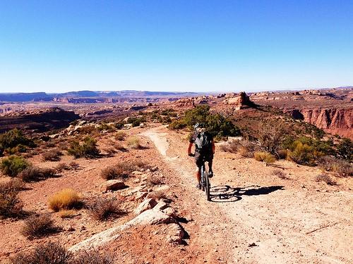 Porcupine Rim Trail
