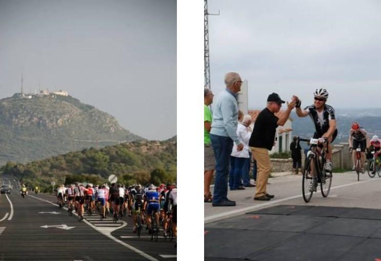Road to Monte Toro