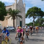 Shorts in October - Must be Menorca