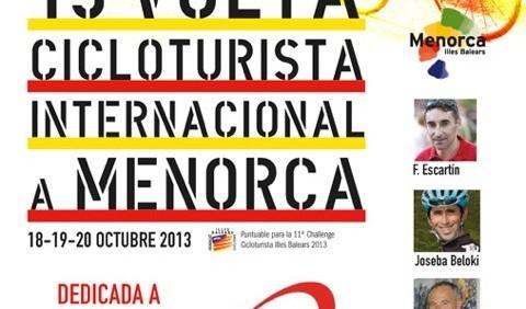 Tour of Menorca