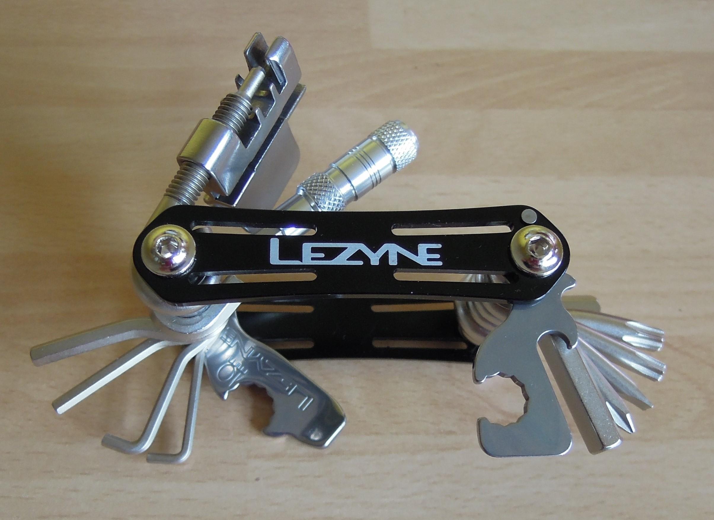 Lezyne RAP-21 Muti Tool
