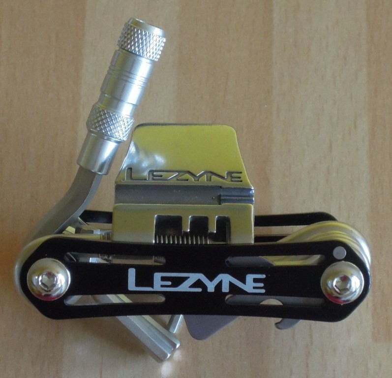 Lezyne RAP-21 Quality Construction