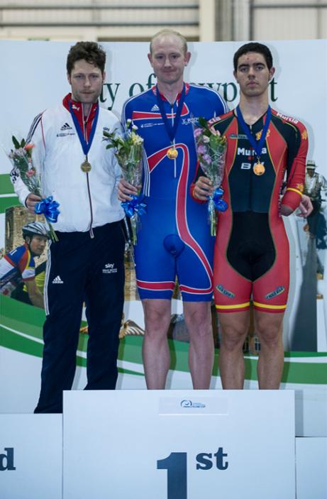 Jon Gildea - P1 Newport - 2013 - Gold Medal
