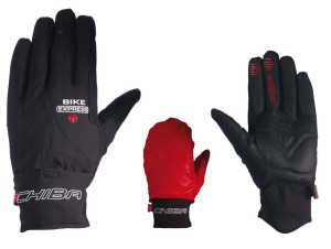 Chiba Bike Express Winter Glove with Waterproof cover