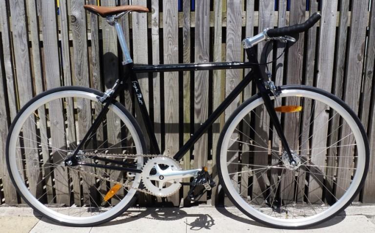 Merlin Single Malt singlespeed bike