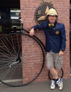 BWC penny farthing