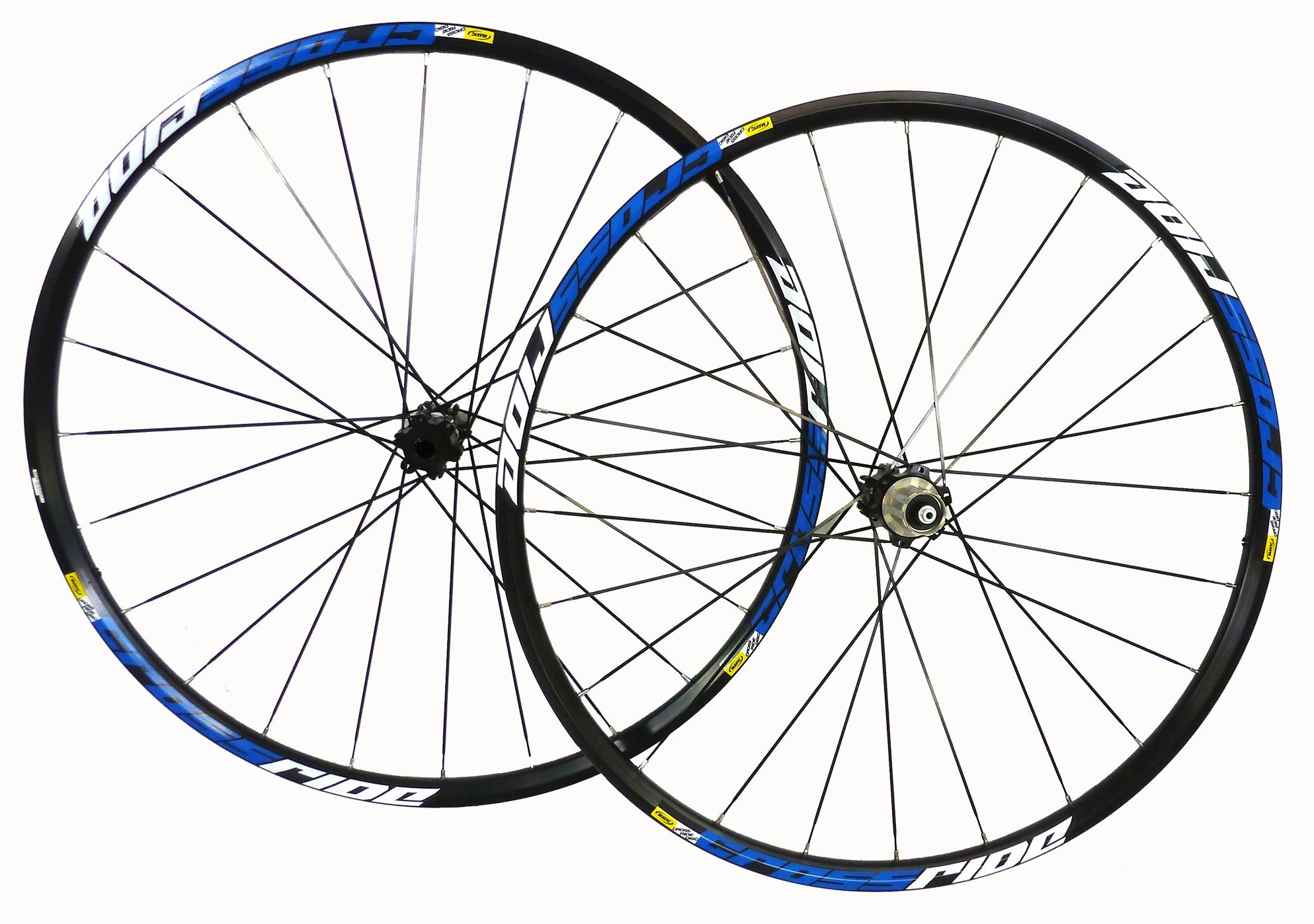 A factory wheelset