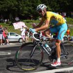 Nibali Tour 2014 climbing