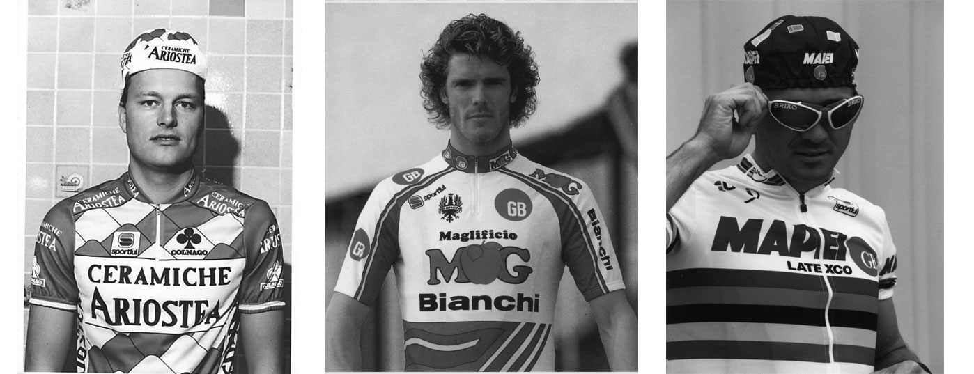 Some famous past Sportful athletes