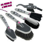 Muc Off 5 x Brush Set