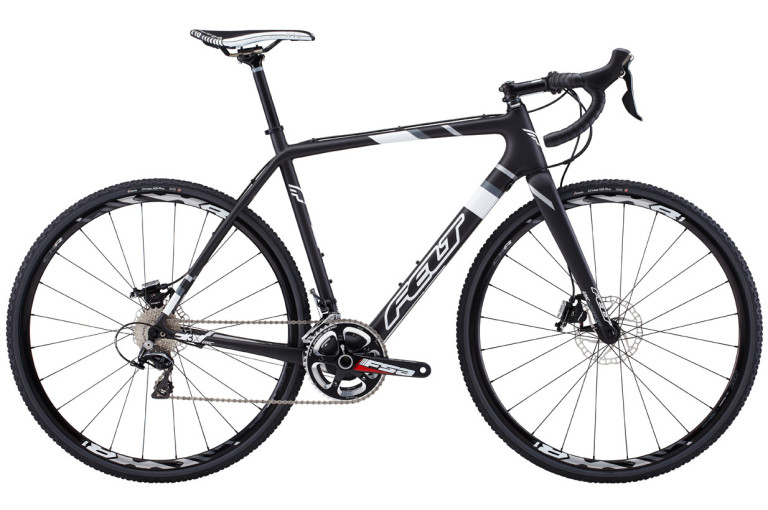 Felt F3X cross bike with discs
