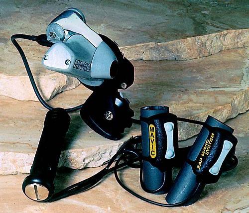 1994 Mavic ZMS Electronic Shifting