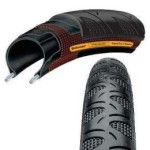 Continental Grand Prix 4 Season tyre, good mix of tread and compound