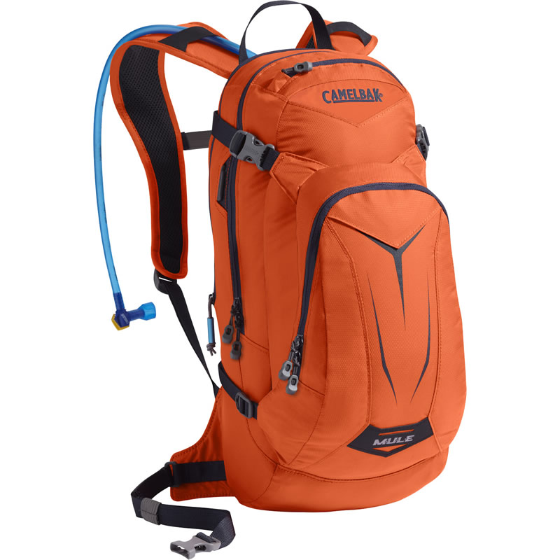 long ride hydration pack camelbak mule
