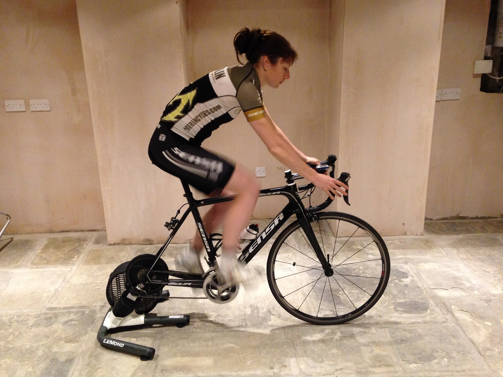 lemond revolution trainer rider
