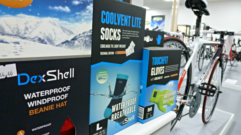 dex shell waterproof socks
