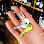 new house keys