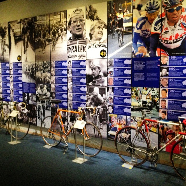 tour of flanders museum winners wall