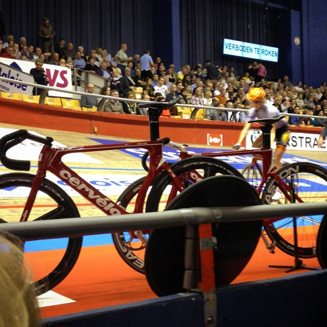 ghent 6 track bikes