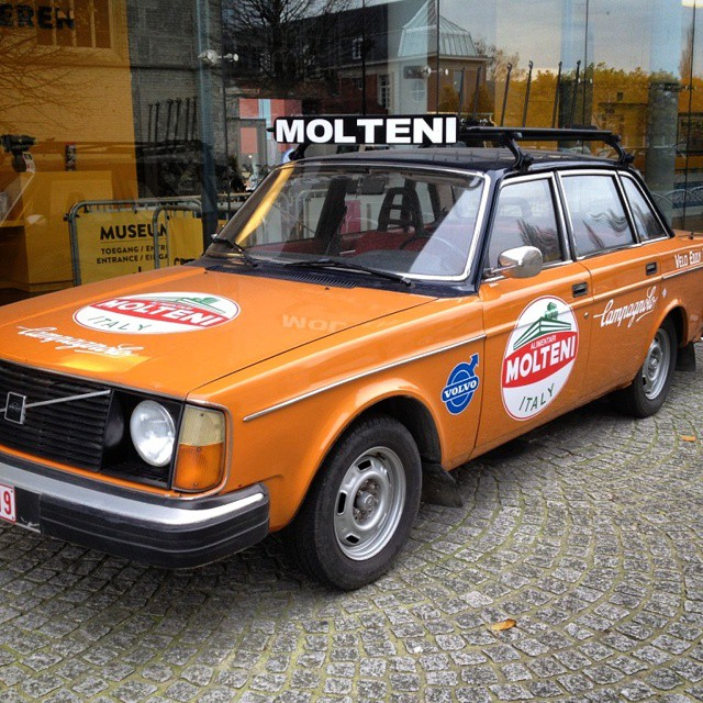 tour of flanders museum molteni car