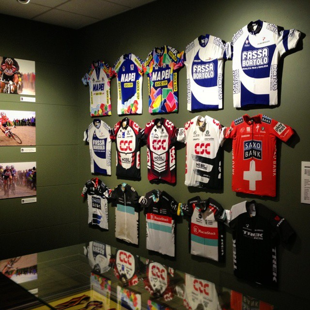 tour of flanders museum fabian jerseys