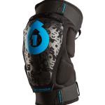 sixsixone rage knee pads 2014