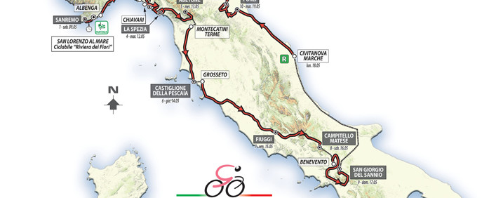 Giro route-2015