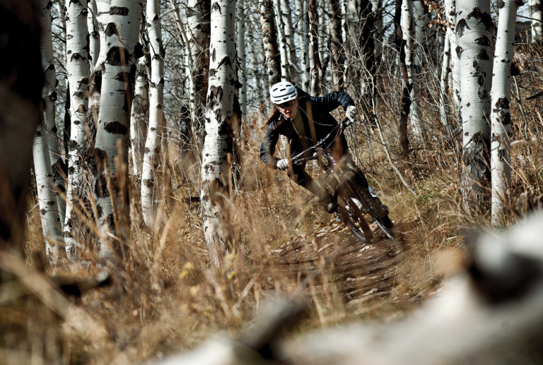 Smith Optics forefront enduro trees