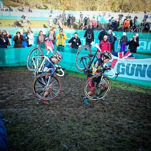 milton keynes cyclocross world cup women's race