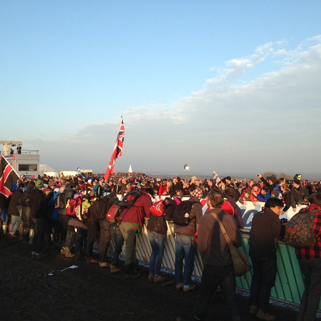 milton keynes cyclocross world cup crowds