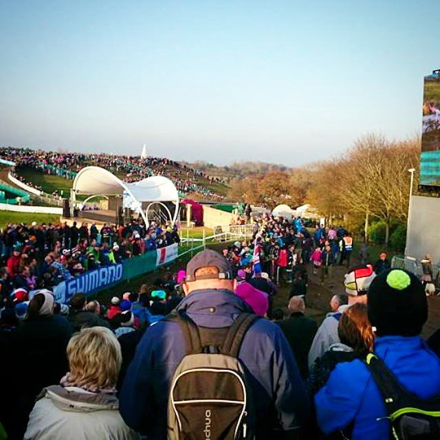 milton keynes cyclocross world cup big screens