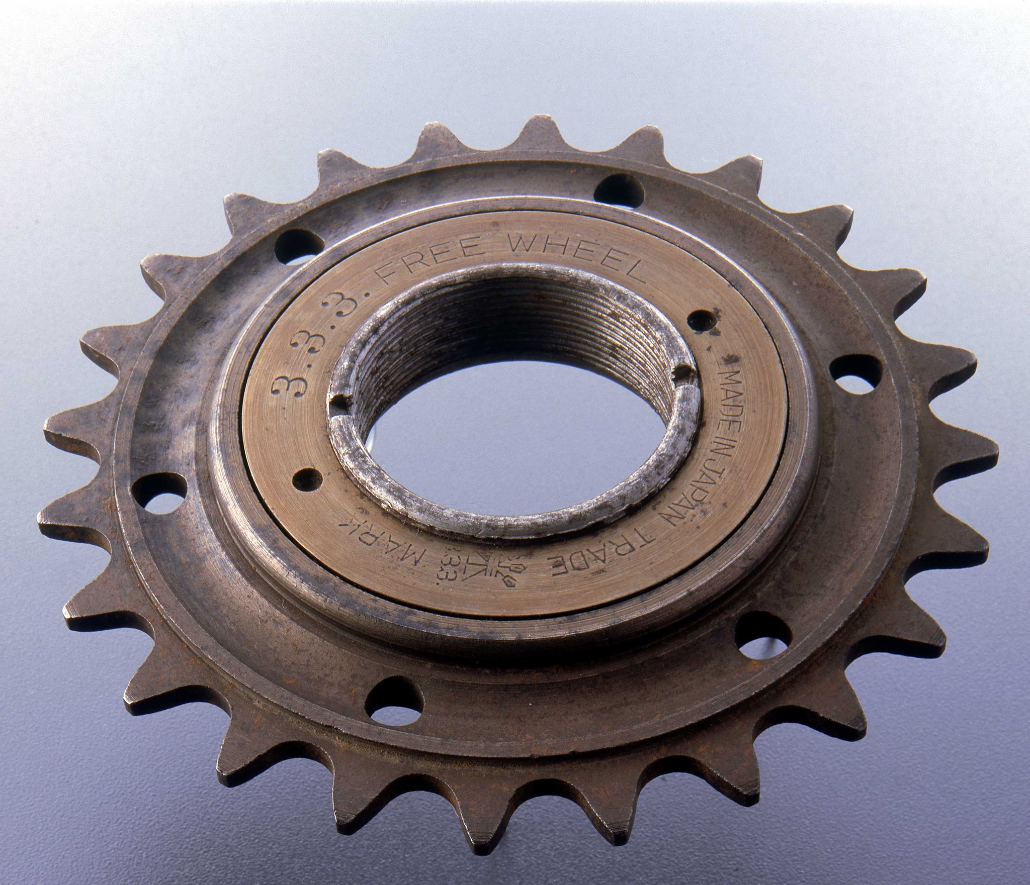 the first shimano freewheel