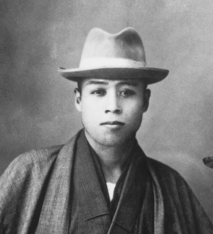 shozaburo shimano in the 1920s