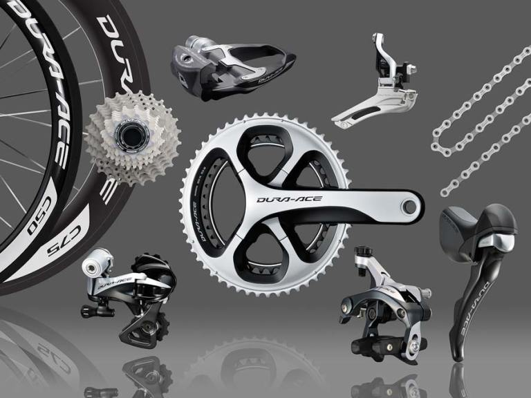 shimano dura-ace 9000 groupset