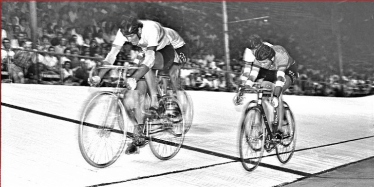 the 1968 austral track race