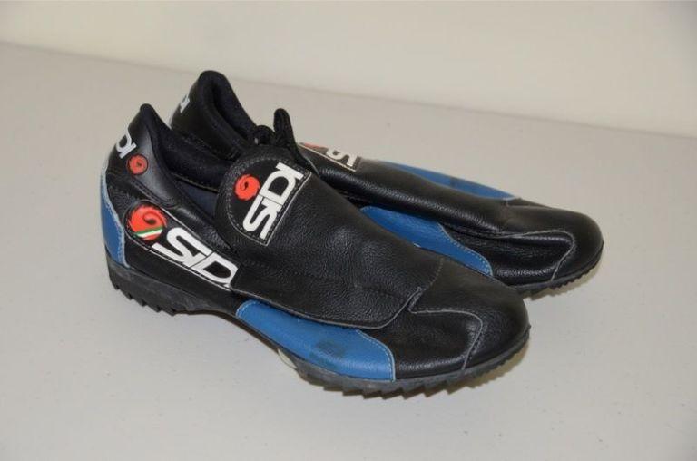 sidi cyclocross mtb 1985