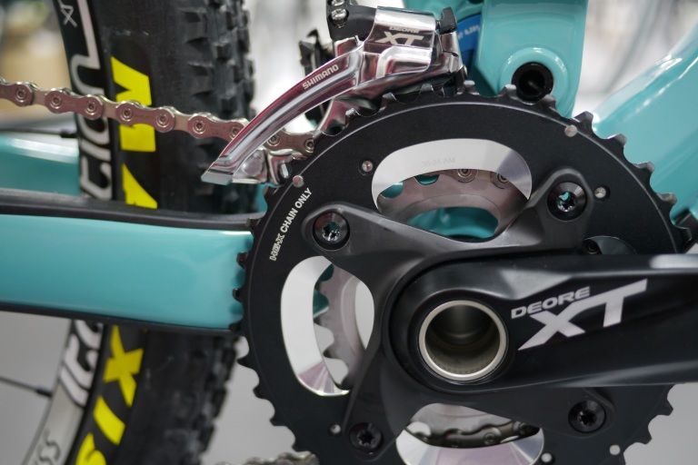double chainset