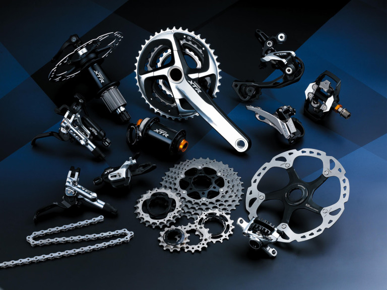 shimano xtr dyna-sys groupset