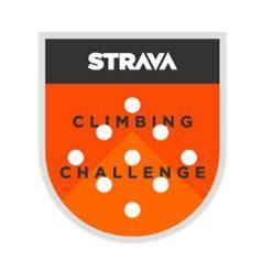 Strava Climbing Badge