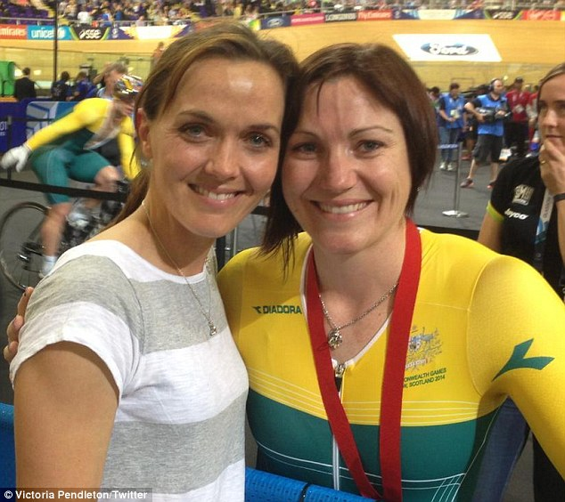 meares and pendleton twitter pic