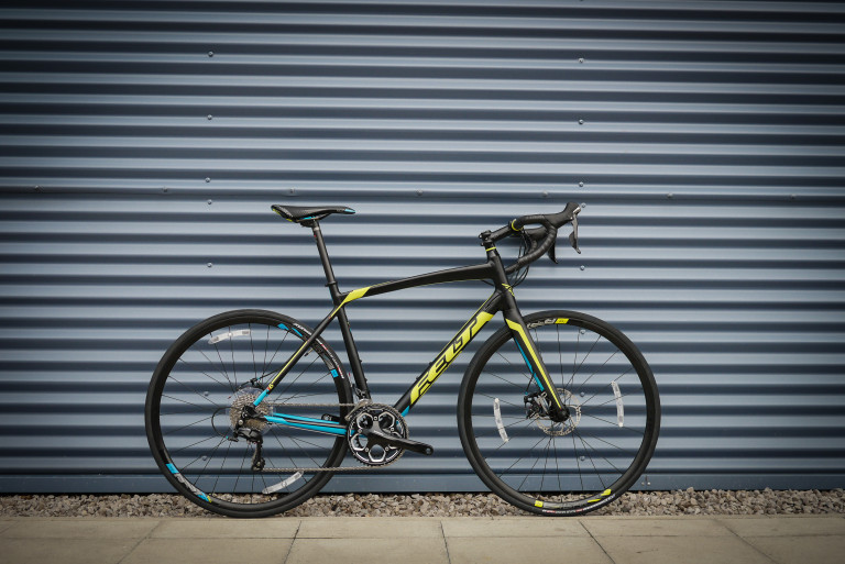 Felt Z75 Disc Road Bike 2015